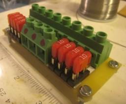 32 channel DMX LED dimmer (Version 2)